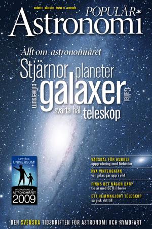 Populär Astronomi nr 1 2009