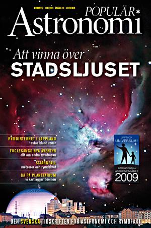 Populär Astronomi nr 2, 2009