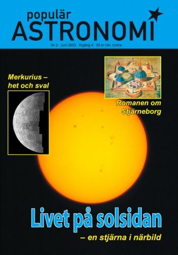 Populär Astronomi 2003 nr 2