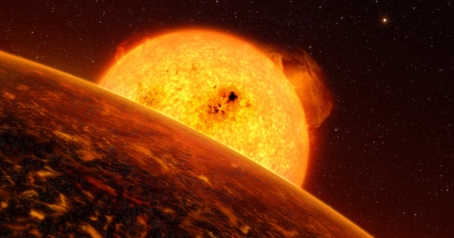 Bild: ESO/L. Calcala