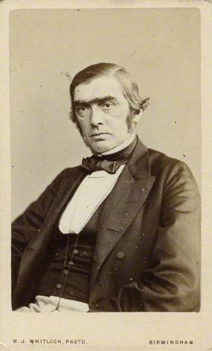 John Russell Hind fotograferad av Henry Joseph Whitlock. Bild: Wikipedia commons.