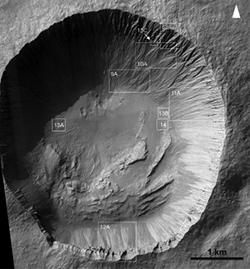 Bild: NASA/JPL/UofA for HiRISE