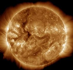 Bild: NASA/SDO