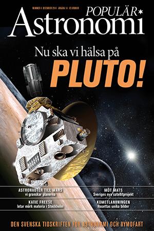 Pluto och New Horizons: Populär Astronomi nr 4 2014
