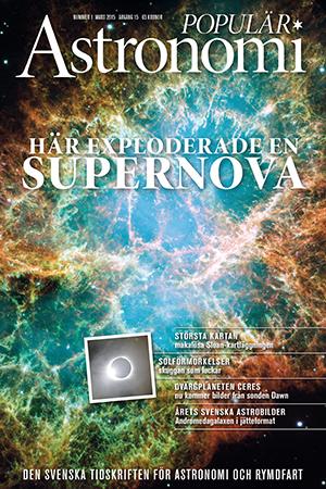 Populär Astronomi 2015 nr 1