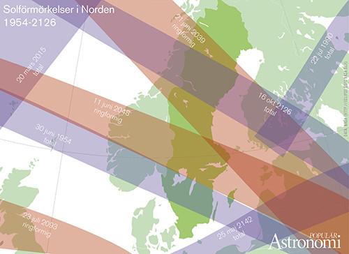 Bild: Populär Astronomi