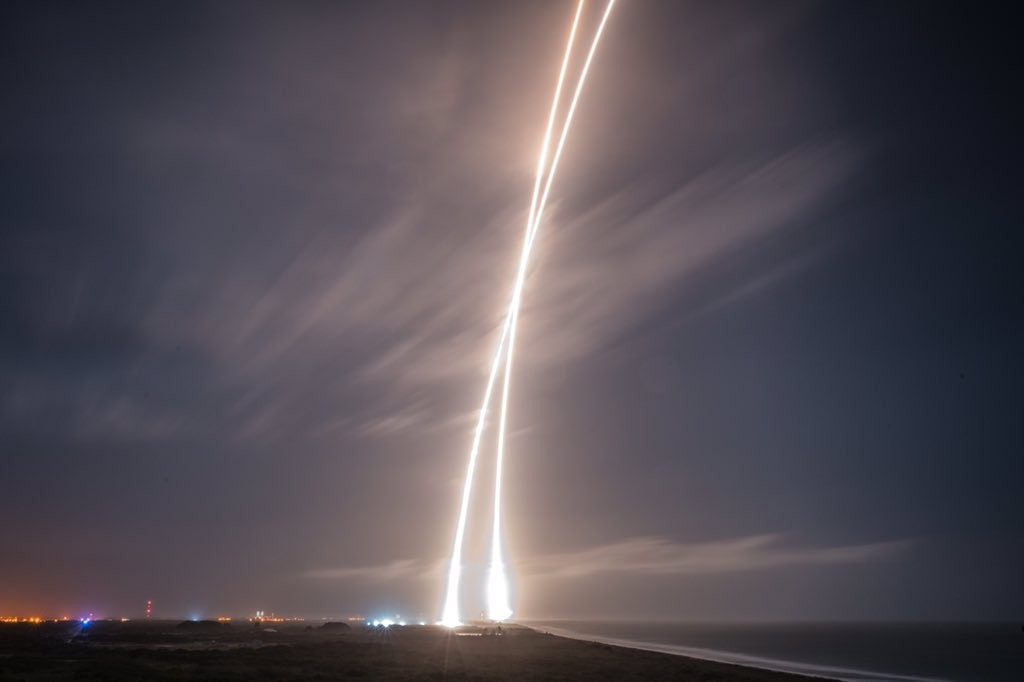 Foto: SpaceX