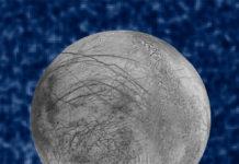 Misstänkta vattenplymer från Jupiters måne Europa