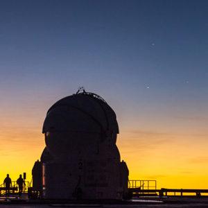 Foto: ESO/G. Brammer