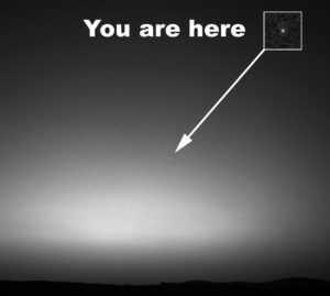 Bild: NASA/JPL-Caltech/MSSS/TAMU