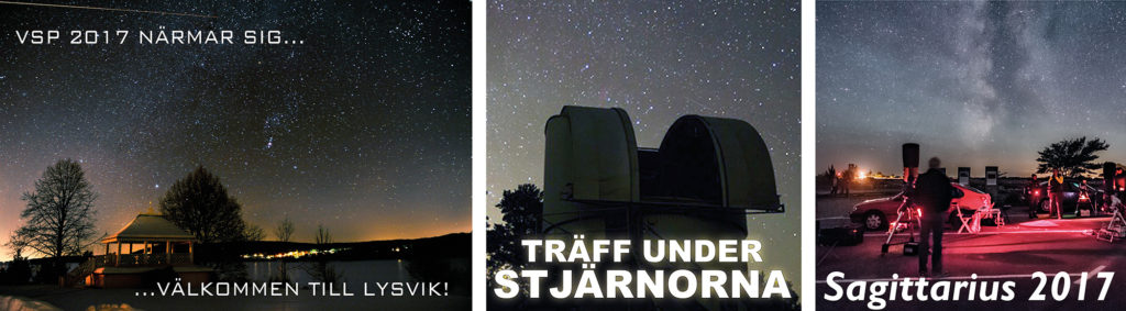 Foton: Mats Yderstig; Mariestads astronomiska klubb, Jörgen Tannerstedt