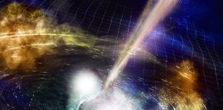 Bild: NSF/LIGO/Sonoma State University/A. Simonnet