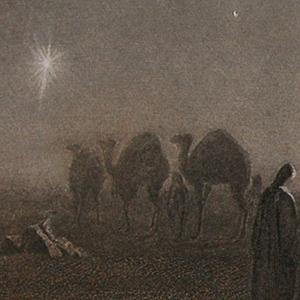 Bild: Etsning från en bibelupplaga från 1885 (Via Wonderlane på Flickr, CC BY 2.0 https://flic.kr/p/8We1DD)