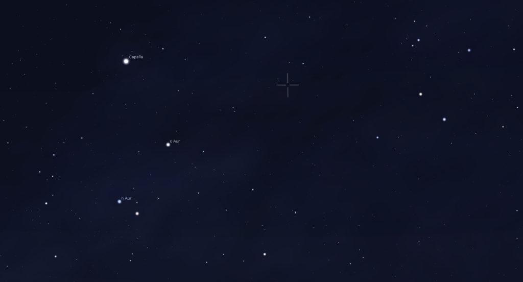 Karta: Stellarium