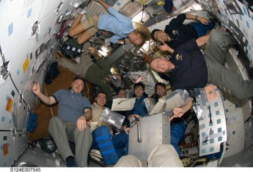 Ombord ISS