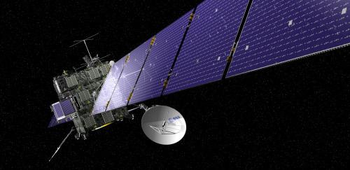 Bild: ESA - J. Huart