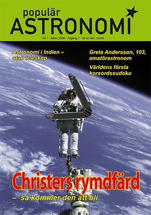 Populär Astronomi 2006 nr 1