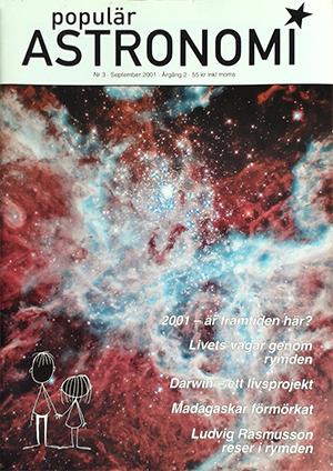 Populär Astronomi 2001 nr 3