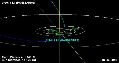 Bild: NASA/JPL
