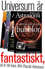 Prenumerera på Populär Astronomi