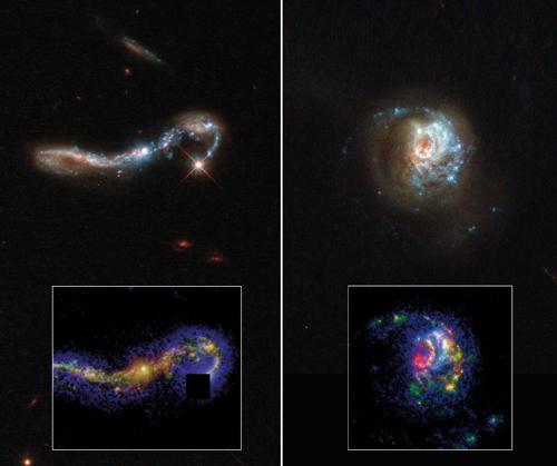 Bild: NASA/ESA/M. Hayes m. fl