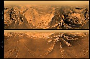Bild: ESA/NASA/JPL/University of Arizona