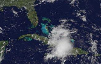 Bild: NASA-GSFC, data från NOAA GOES