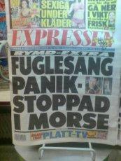 Bild: Expressen/läsaren Erik i Stockholm