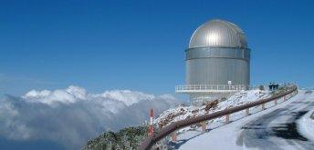 Bild: Nordic Optical Telescope