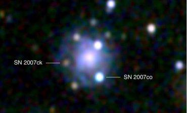 Bild: Stefan Immler NASA/GSFC, Swift Science Team