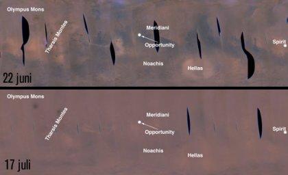 Bild: NASA/JPL/MSSS