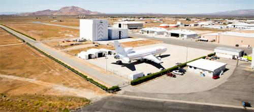 Foto: Mojave Air & Space Port
