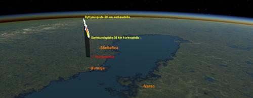 Bild: Mikko Suominen/Tähdet ja avaruus/Celestia