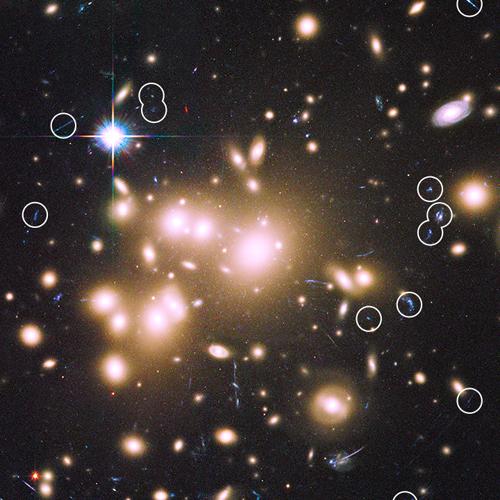 Bild: NASA, ESA, and B. Siana and A. Alavi (University of California, Riverside)