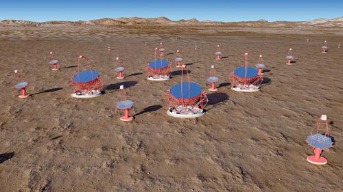 The Cherenkov Telescope Array