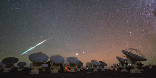 Foto: ESO/C. Malin