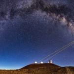 Foto: W M Keck Observatory