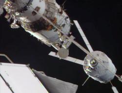 Bild: NASA tv