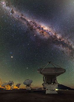 Bild: ESO/B. Tafreshi (twanight.org)