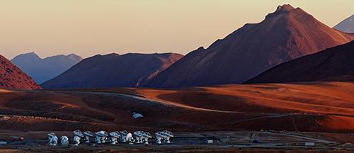 Foto: ESO/B. Tafreshi
