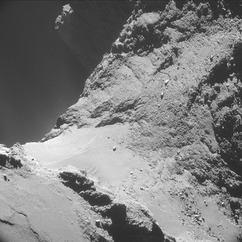 Bild: ESA/Rosetta/NAVCAM, CC BY-SA 3.0 IGO