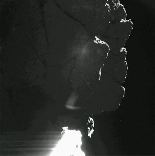 ESA/Philae/CIVA
