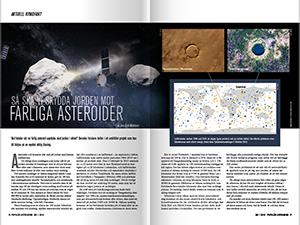 Läs om projektet AIM i Populär Astronomi 2016/1.