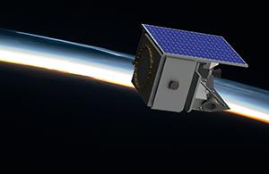 Bakgrundsbild: NASA; ritning: Ole Martin Christensen/Stockholms universitet