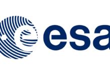 Logotyp ESA