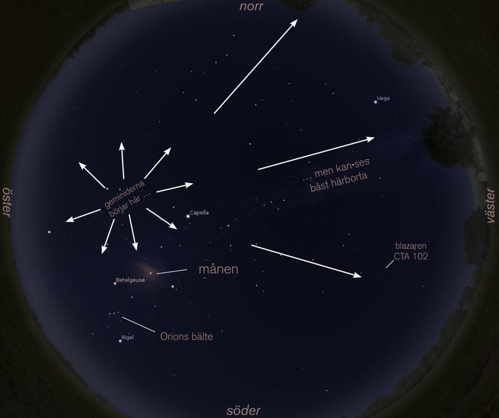 Grundbild: stellarium.org
