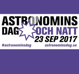 Astronomins dag och natt 2017