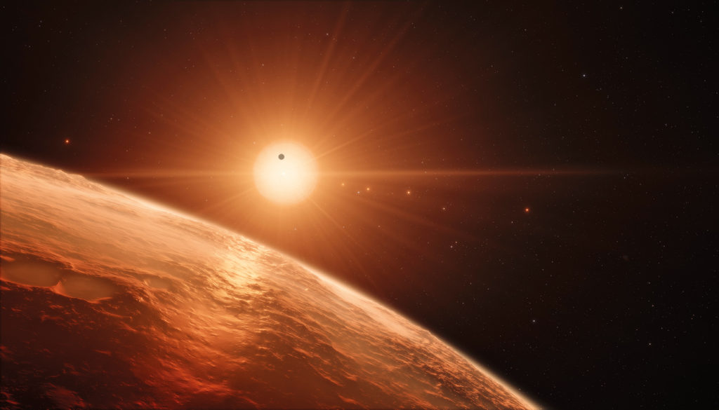 Bild: ESO/N. Bartmann/spaceengine.org