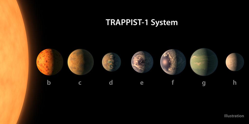 Bild: NASA/R. Hurt/T. Pyle
