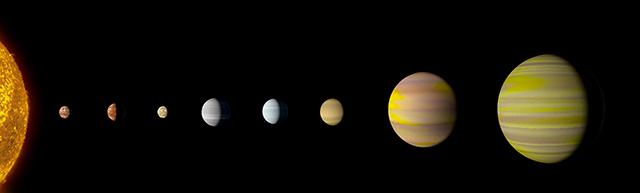 Bild: NASA/Wendy Stenzel.